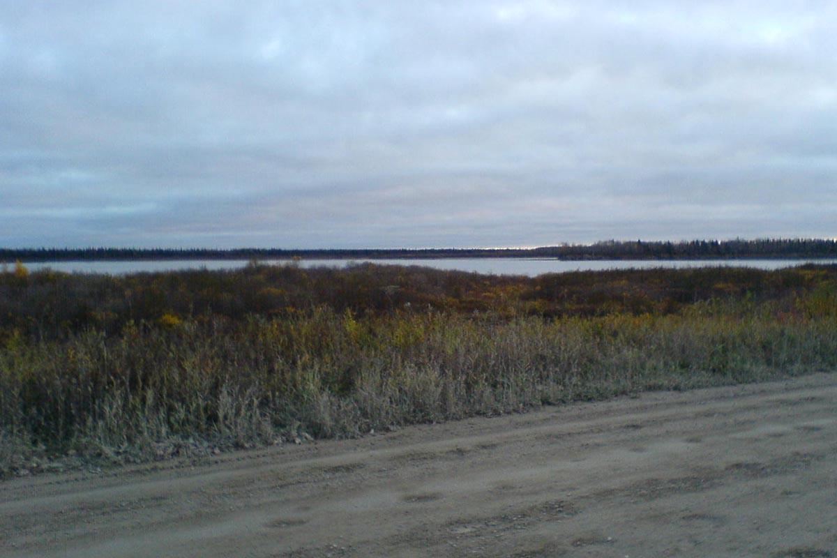 Moosonee - tundra 04