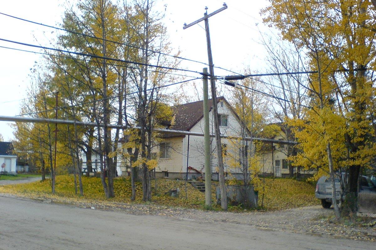 Moosonee - dorp 06