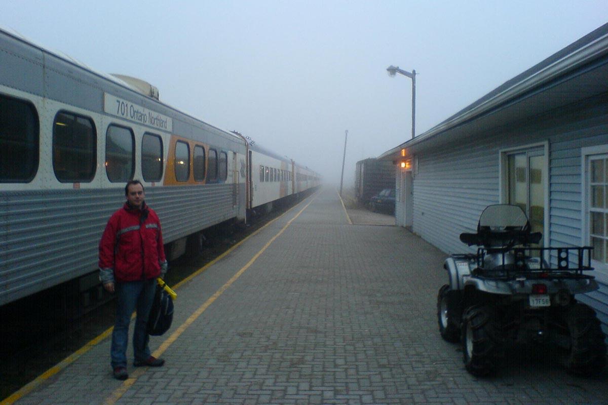 Moosonee - station 01