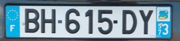 nummerplaat