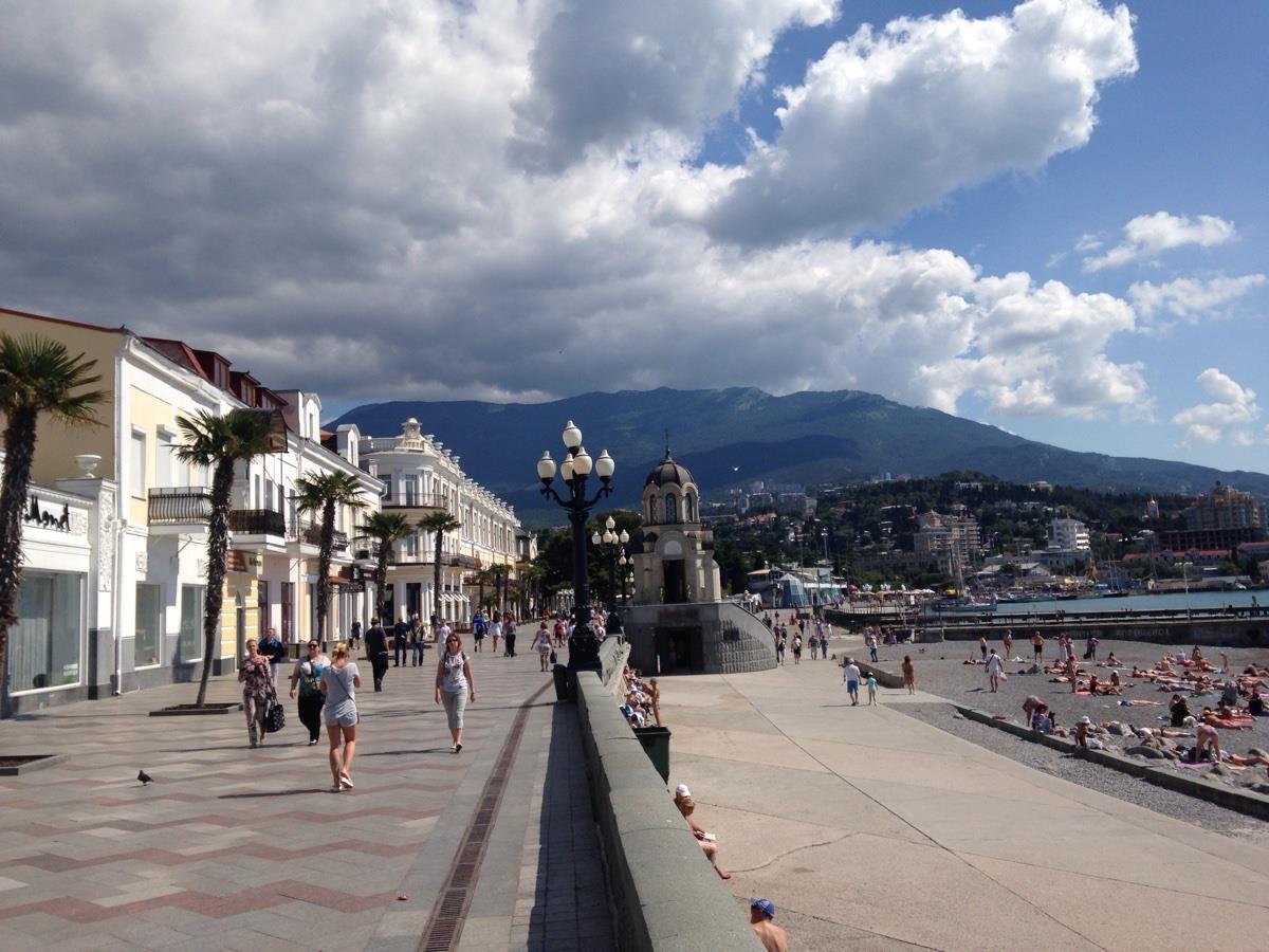 Krim - Jalta