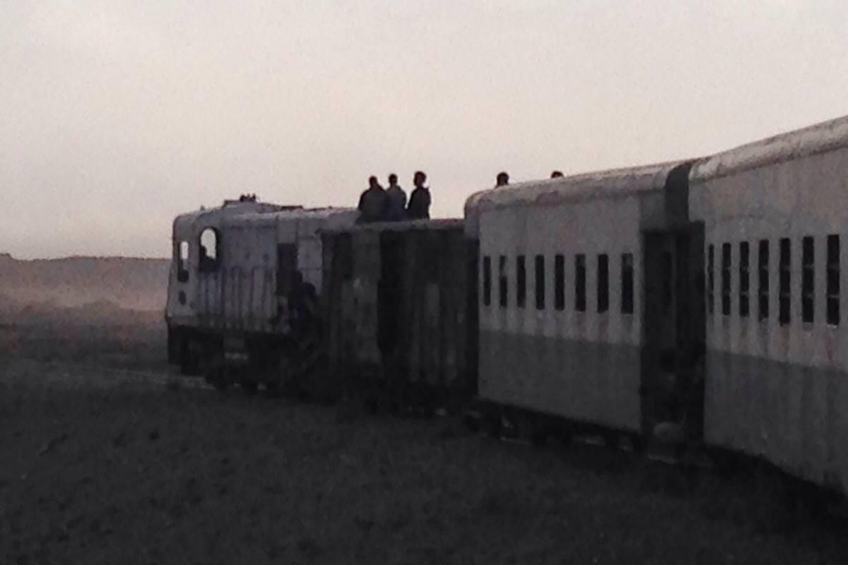 Djibouti Express 13